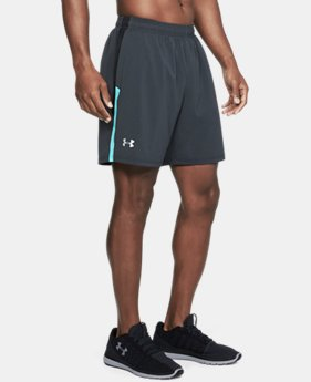 Men's UA Launch SW 7'' Shorts LIMITED TIME: FREE U.S. SHIPPING 3 Colors $34.99