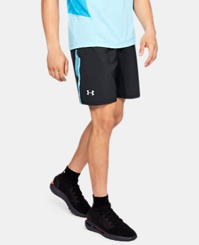 Men's UA Launch SW 7'' Shorts  3  Colors Available $26.24