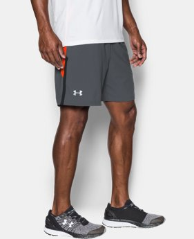 New Arrival Men's UA Launch SW 7'' Shorts   $34.99