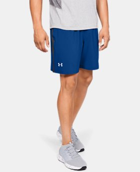 Men's UA Launch SW 7'' Shorts  1  Color Available $39.99