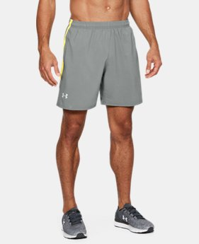 Men's UA Launch SW 7'' Shorts  1 Color $34.99