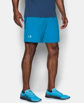 Men's UA Launch SW 7'' Shorts  1 Color $20.99 to $26.24