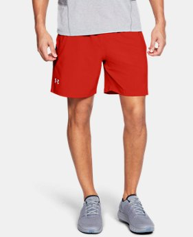 Men's UA Launch SW 7'' Shorts  4  Colors Available $34.99