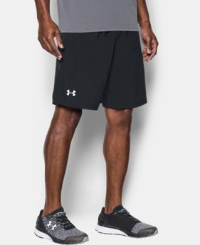 Men's UA Launch SW 9'' Shorts  1 Color $34.99