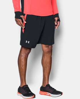 Men's UA Launch SW 9'' Shorts  3 Colors $39.99