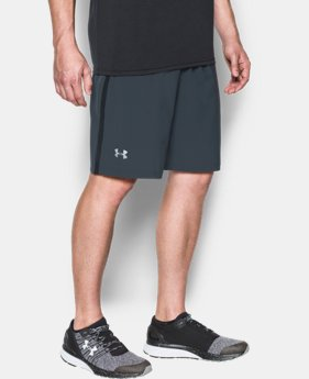 Men's UA Launch SW 9'' Shorts LIMITED TIME: FREE U.S. SHIPPING 1 Color $34.99