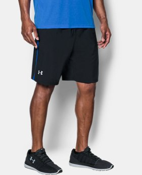 Men's UA Launch SW 9'' Shorts  4 Colors $34.99