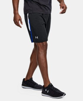 Men's UA Launch SW 9'' Shorts  3  Colors Available $34.99