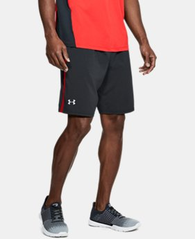 Men's UA Launch SW 9'' Shorts FREE U.S. SHIPPING 3  Colors Available $34.99