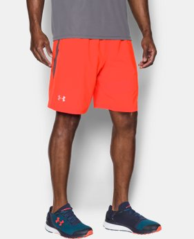 Men's UA Launch SW 9'' Shorts  1 Color $18.74