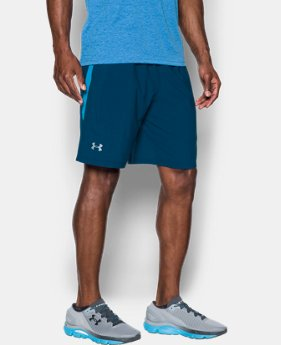 New Arrival Men's UA Launch SW 9'' Shorts   $34.99