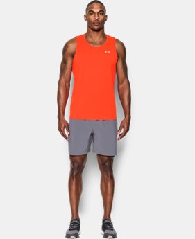 Men's UA Transport Singlet  1 Color $30.99