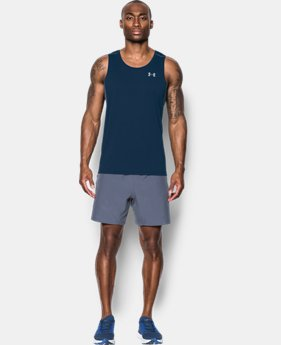Men's UA Transport Singlet  1 Color $54.99