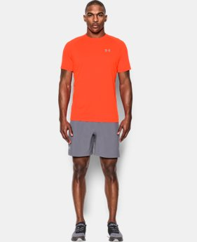 Men's UA Transport Short Sleeve  1 Color $33.74
