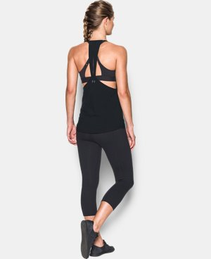 Women's UA Fusion Racer Tank LIMITED TIME: FREE U.S. SHIPPING 1 Color $33.99