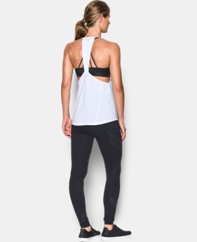 Best Seller Women's UA Fusion Racer Tank LIMITED TIME: FREE SHIPPING 1 Color $44.99
