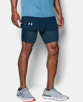 Men's UA Transport 2-in-1 Shorts  1 Color $44.99