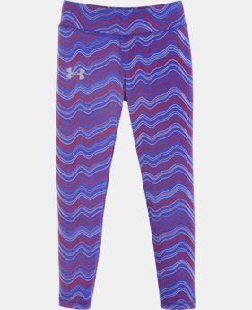 Girls' Pre-School UA Airwaves Capris