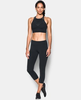 Women's UA Luminous Crop Top LIMITED TIME: FREE SHIPPING 1 Color $54.99