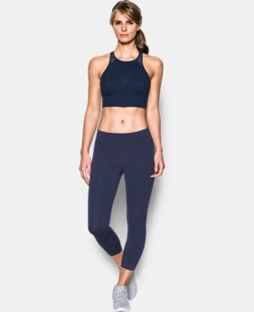 Women's UA Luminous Crop Top  1 Color $41.99