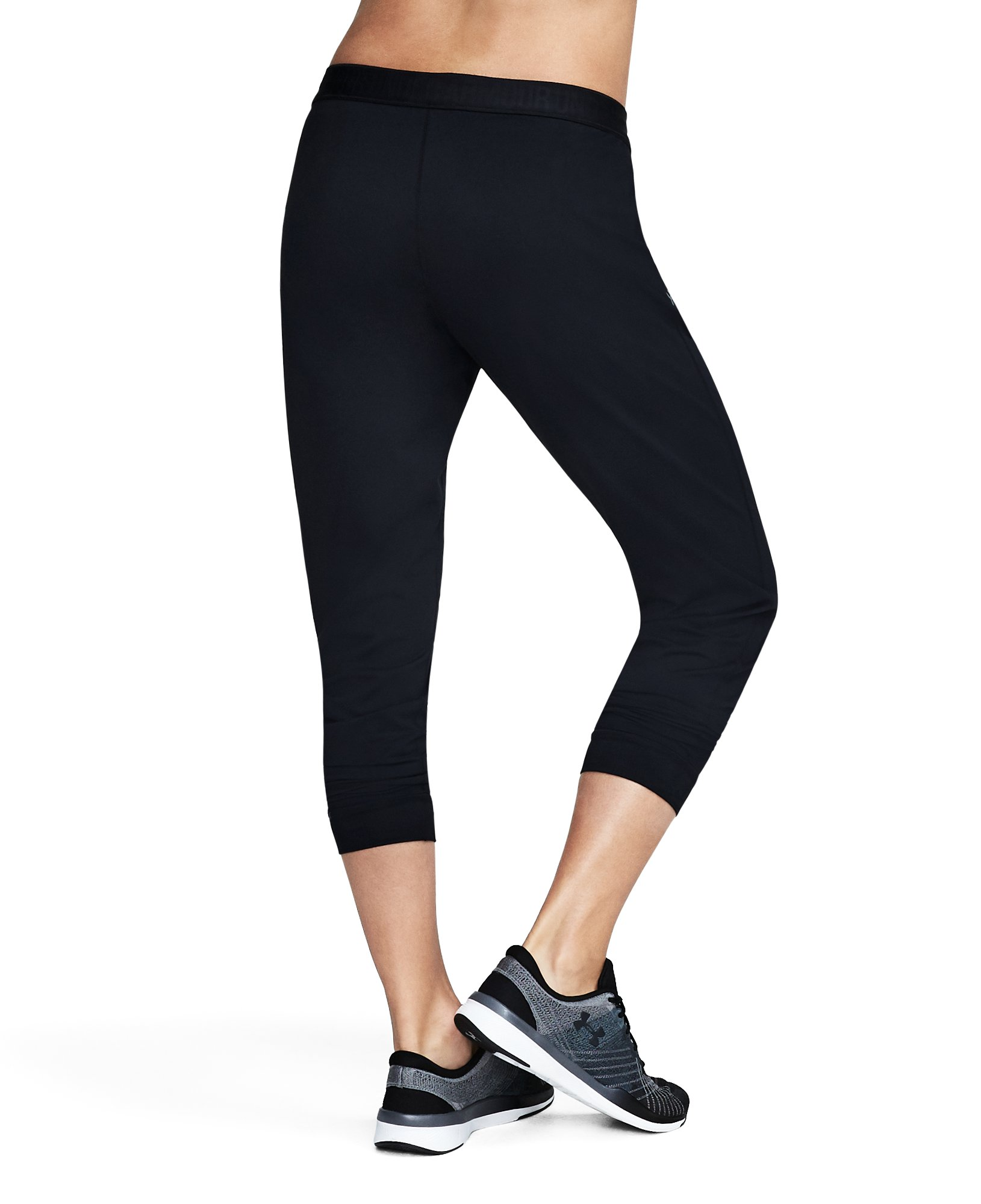 Women's UA City Hopper Joggers, Black ,