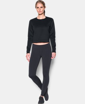 Women's UA Luster Long Sleeve Crop   $89.99
