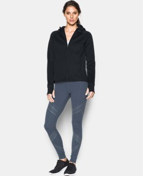 Women's UA Luster Hoodie Jacket  1 Color $124.99