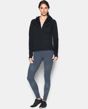 Best Seller Women's UA Luster Hoodie Jacket LIMITED TIME: FREE U.S. SHIPPING 1 Color $109.99