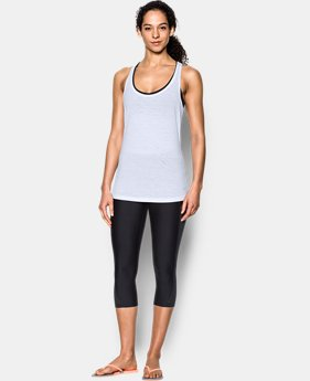Women's UA Flow Tank  1 Color $16.99 to $19.99