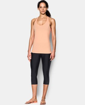 Women's UA Flow Tank  1 Color $29.99