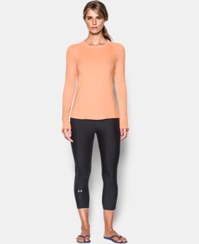 Women's UA 50 Long Sleeve  1 Color $59.99