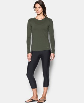 New Arrival Women's UA 50 Long Sleeve  1 Color $49.99