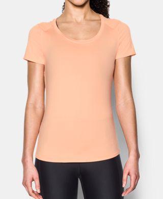 女子UA Sunblock短袖上衣