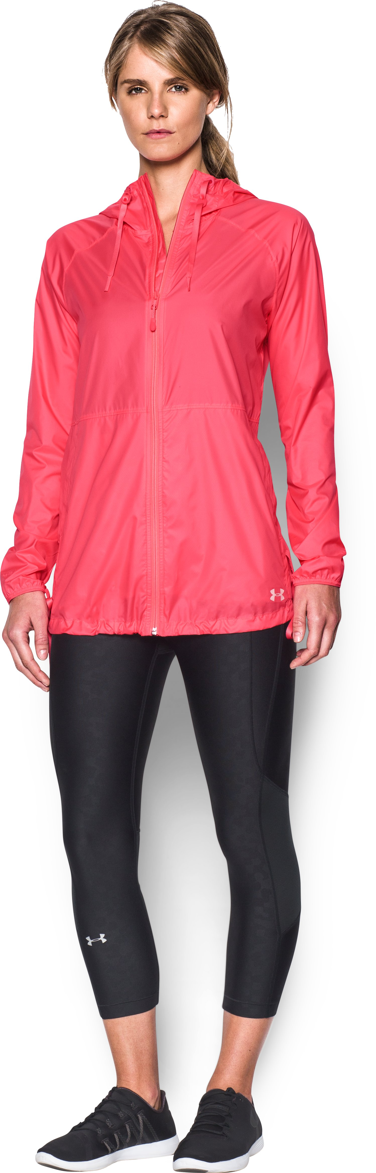 Women's UA Do Anything Jacket, Perfection, Front