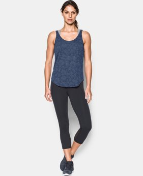 Women's UA Burnout Tank LIMITED TIME: FREE U.S. SHIPPING 1 Color $20.24