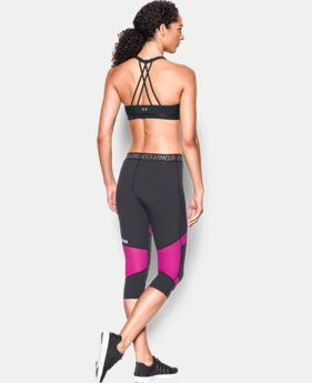 Women's Armour® Low - Strappy  1 Color $34.99
