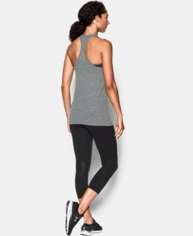 Women's NFL Combine Authentic UA Tri-Blend Racerback Tank  1 Color $26.99
