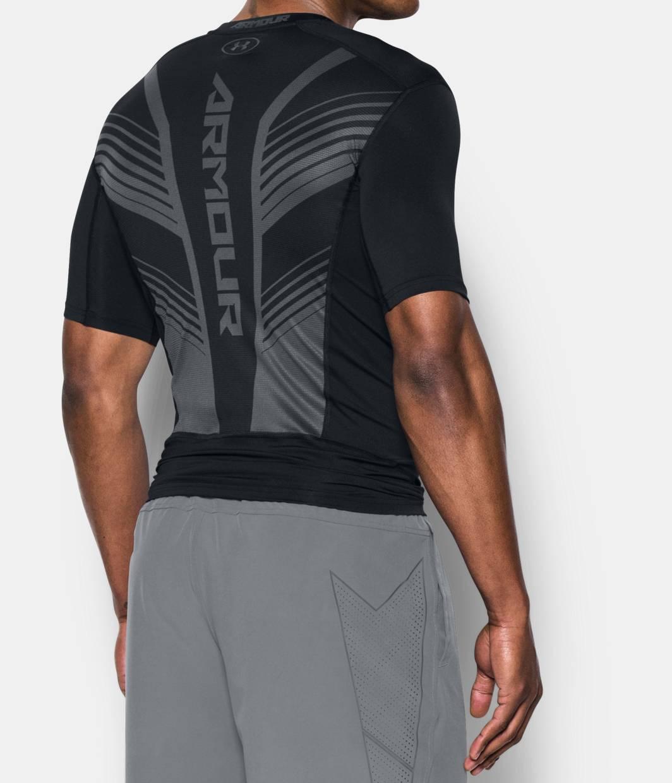 Men 39 S Heatgear Supervent Armour Short Sleeve Compression