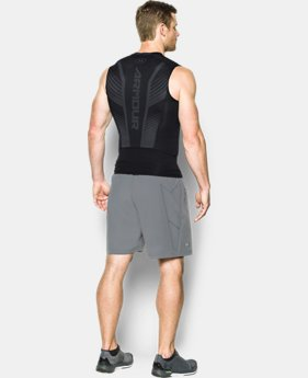 Men's HeatGear® SuperVent Armour Compression Tank   $44.99