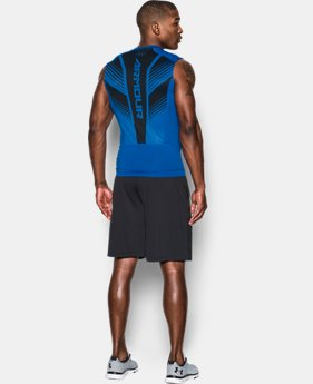 Men's HeatGear® SuperVent Armour Compression Tank  1 Color $33.99