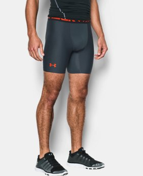 Men's HeatGear® Armour Mid Compression Shorts  1 Color $18.99 to $23.99