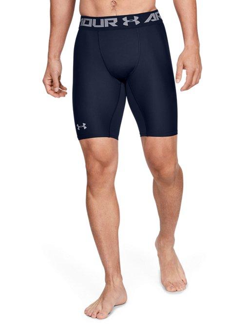 ed26baf6 Men's HeatGear® Armour Long Compression Shorts