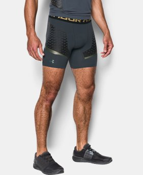 Men's HeatGear® Armour Zone Compression Shorts   $59.99