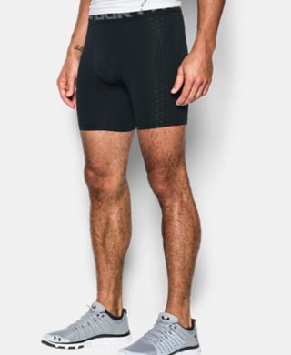 Men's HeatGear® Armour CoolSwitch Compression Shorts