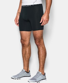 New Arrival Men's HeatGear® Armour CoolSwitch Compression Shorts  1 Color $34.99