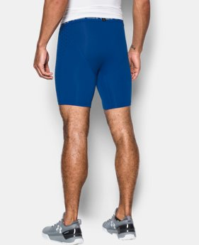 New Arrival Men's HeatGear® Armour CoolSwitch Compression Shorts  4 Colors $34.99