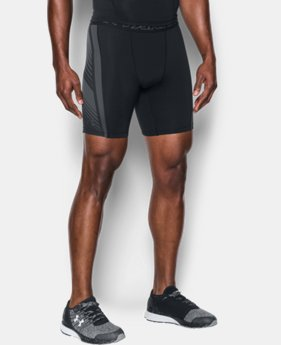 Men's HeatGear® SuperVent Armour Compression Shorts  6 Colors $18.99 to $29.99