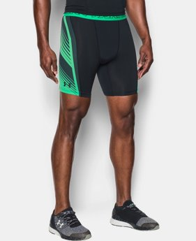 Men's HeatGear® SuperVent Armour Compression Shorts  1 Color $27.99