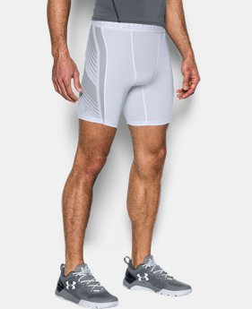 Men's HeatGear® SuperVent Armour Compression Shorts  4  Colors Available $26.99 to $31.49