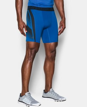 Men's HeatGear® SuperVent Armour Compression Shorts  1 Color $31.99